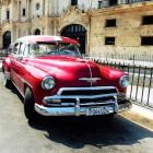 """Cuba, het autoparadijs voor antieke """"American Vintage Cars"""""""