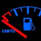 Goedkope benzine langs de snelweg