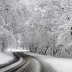 Spekgladde wegen – sneeuw en ijs