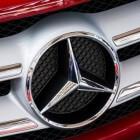 Het Duitse Mercedes-Benz