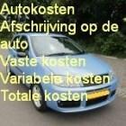 Autokosten - Overzicht en berekenen - Afschrijving