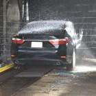 Je auto wassen in de winter