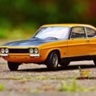 De geschiedenis van de Ford Capri