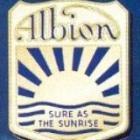 Albion, auto uit Schotland
