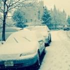 Energiezuinig en warm autorijden in de winterkou