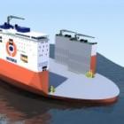 Vanguard van Dockwise - verslepen van Costa Concordia