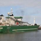 Trawler Annelies Ilena KW174