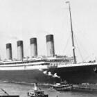 Olympic, het zusterschip van de Titanic
