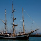 De Pelican of London: Engels tall ship van de A-klasse