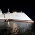USS Zumwalt – elektrisch oorlogsschip