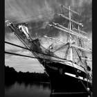 De Belem: Frans schoolschip uit de 19de eeuw