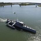 Sea Hunter – zelfvarend schip van de Amerikaanse marine
