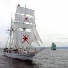 De Shabab Oman II: opvolger van het tall ship Shabab Oman