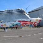 Cruiseschip Norwegian Joy: eerste schip met kartbaan
