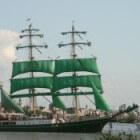 De Alexander von Humboldt, Tall Ship op rust