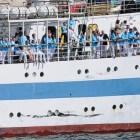 De Mir: Russisch opleidingsschip, symbool voor vrede