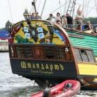 De Shtandart, replica van een eeuwenoud schip