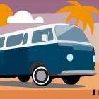 Vrachtwagen rijbewijs C1: op vakantie met de camper