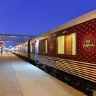 Extreem luxe treinreis met de Maharajas' Express door India