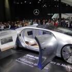 De auto van de toekomst: zelfrijdend, comfortabel en veilig!