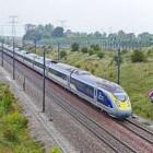 De Eurostar e320-hogesnelheidstreinen, gebouwd door Siemens