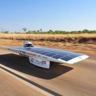 De World Solar Challenge in Australië