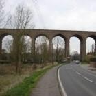 De constructie en toepassing van viaducten
