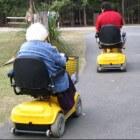 Bewegingsbeperking en scootmobiel