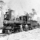 Go West! De locomotief 4-4-0 'American' uit het Wilde Westen