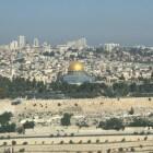 Geografie Israël: Lightrail in Jeruzalem