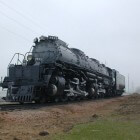 Stoomlocomotief Big-Boy '4012' van Union Pacific