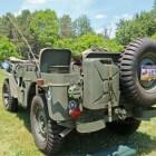 De jeep, allround terreinwagen van de Amerikanen