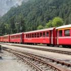 Passagiers- en autotreinen in Zwitserland