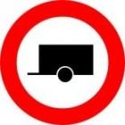 Boete voor aanhangwagen of caravan voor 2020