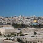 Geografie Israël: sneltrein Jeruzalem-Tel Aviv vanaf 2018
