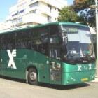 Centrale busstations van Jeruzalem, Tel Aviv en Haifa
