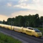 TGV Postal– de gele posttrein van Frankrijk