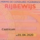 Wijziging en regels voor het rijbewijs in de Europese Unie