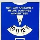 Parkeerschijfzone - Parkeerschijf en Blauwe zone