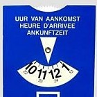 Parkeerschijfzone - Parkeren parkeerschijf en blauwe zone