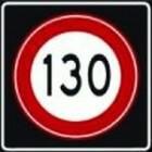 Autosnelweg - Wanneer 130, 120, 100 km/u of minder