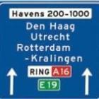 Verkeersborden Nederland - Verkeersborden en de omschrijving