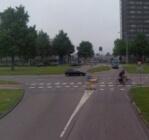 Autorijles - Kruispunt herkennen en voorrang verlenen