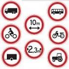 Verkeer - Lengte voertuigen en aanhangwagens