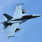 F/A-18 Super Hornet: grote broer bewaakt de horizon