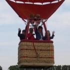 Hoogtevrees en ballonvaren