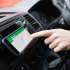 Navigatie, op koers in de auto