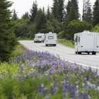 Parkeerregels voor de caravan: 3 dagen voor de deur