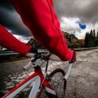 Lekke fietsband plakken