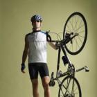 Een fietshelm: geen slecht idee
